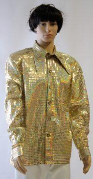 Glitteroverhemd