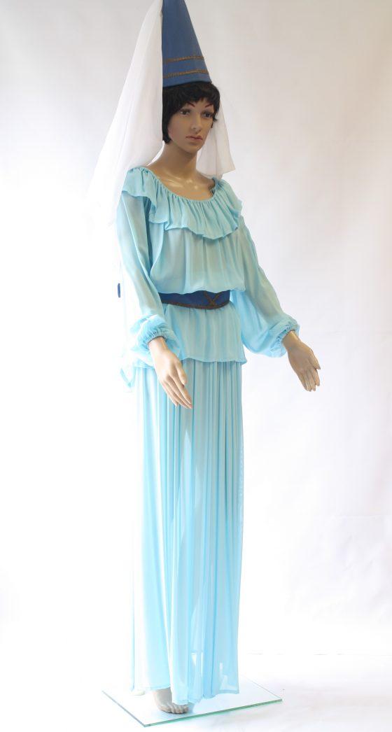 Middeleeuwse jurk