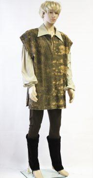 Middeleeuws herenkostuum
