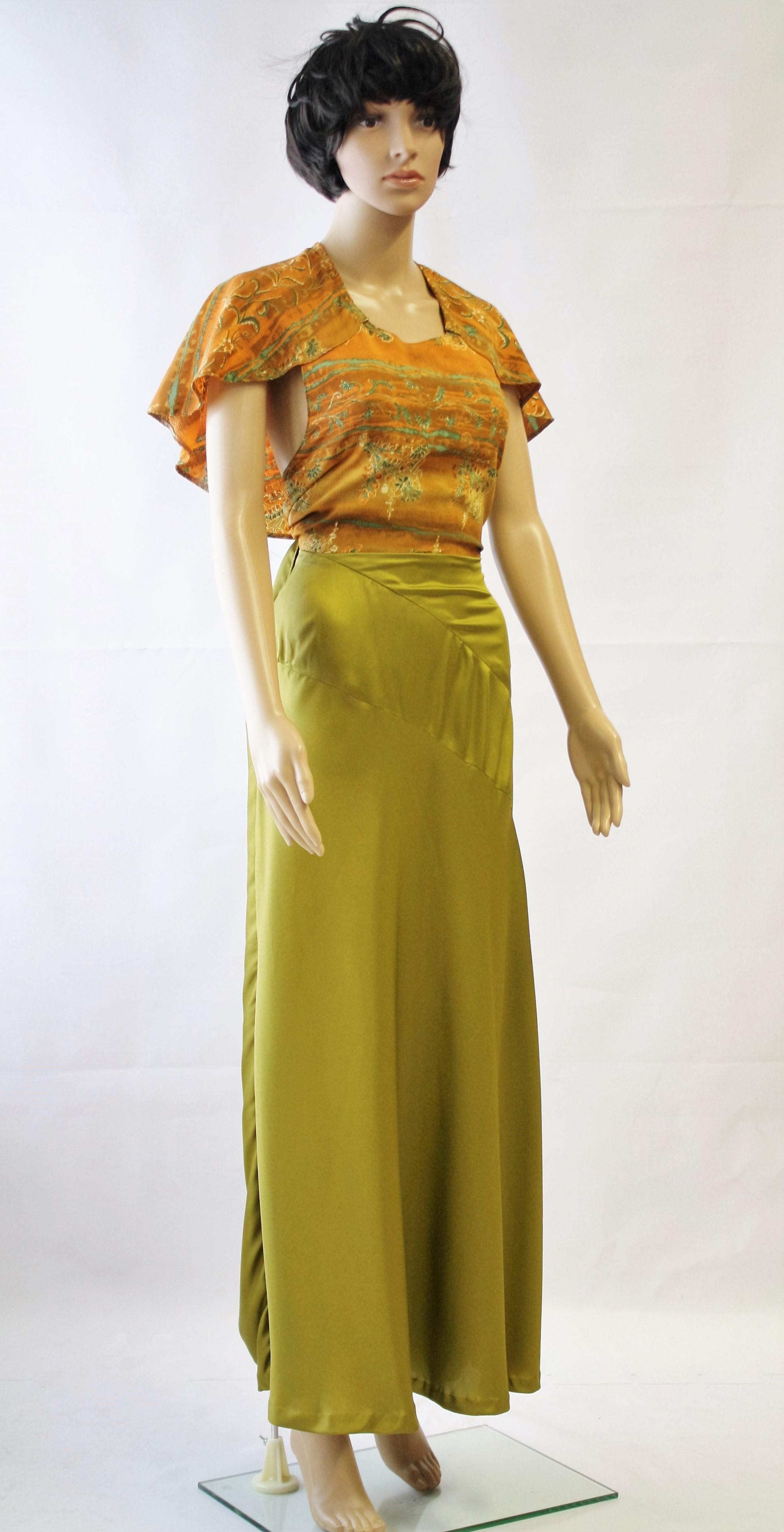 jaren 30 jurken