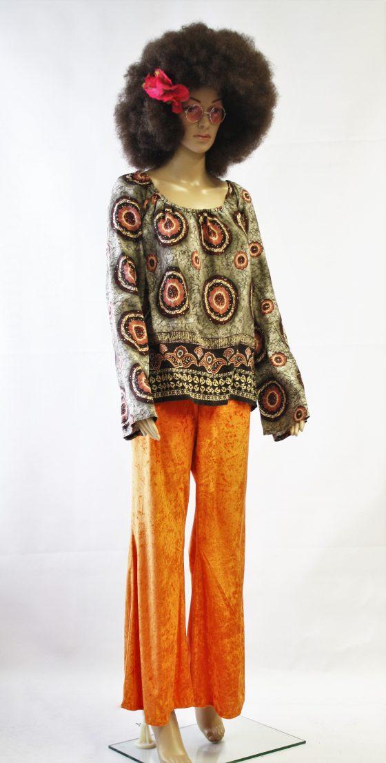 Hippiekostuum