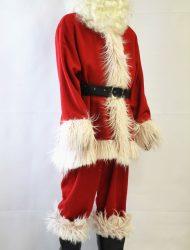 Kerstman inclusief accessoires