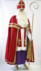 Sinterklaaskostuum inclusief accessoires