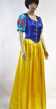 Sneeuwwitje jurk