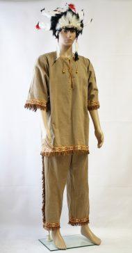 Indianen kostuum
